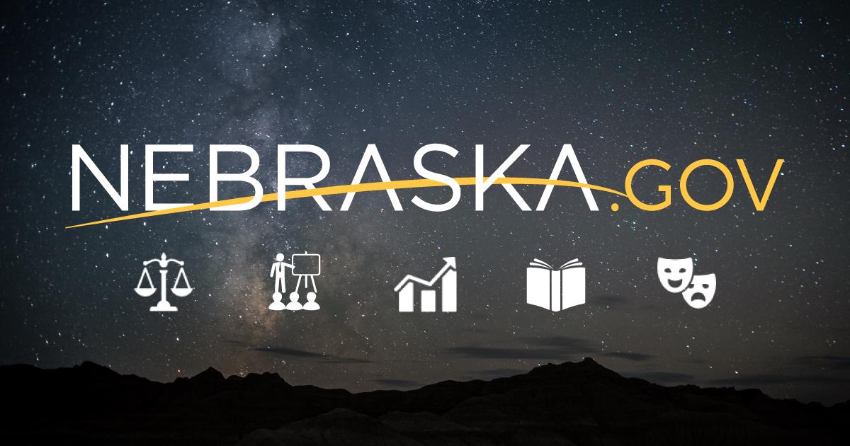Home | Nebraska gov