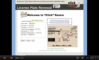How to Renew Your Nebraska License Plate Online