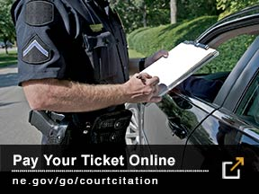 Pay Your Ticket Online