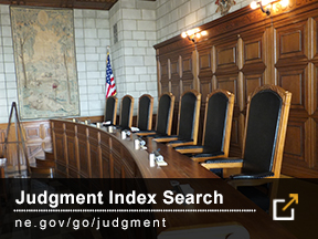 Judgement Index Search
