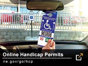 Online Handicap Permits