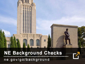 omaha nebraska criminal background check