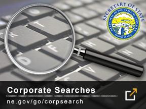 Corporate Searches