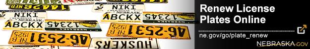 Renew License Plates Online